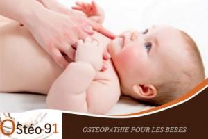 Raisons pour consulter un ostéopathe pour son bébé